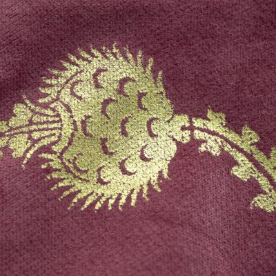 Foils sobre tejido especial